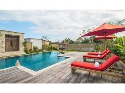 Photo for 3 BDR Villa Walking Distance to The Beach at Berawa