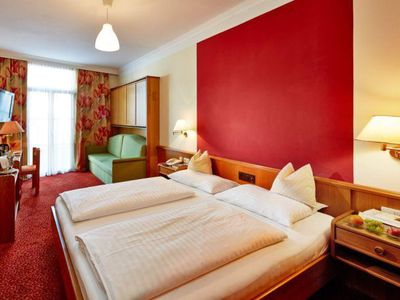 Photo for COMFORT ROOM WITH BALCONY AND AIR CONDITIONING - Fischerwirt, Hotel