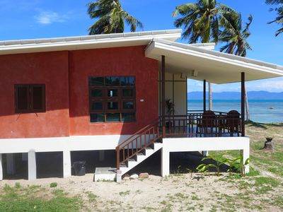 Photo for Charming residence on the beach
