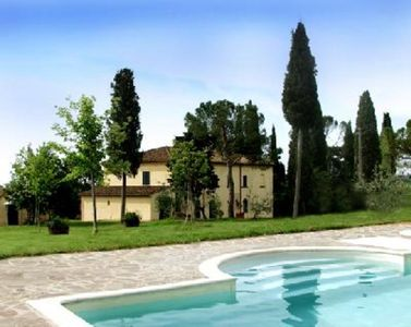 Photo for Villa with pool in the heart of Tuscany 30% OFF