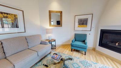 Photo for 1 bed/1 bath Casita one block off Canyon Road and walking distance to the Plaza.