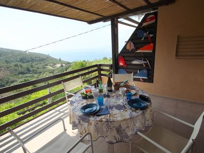 Photo for Elba Island Apartment with sea view