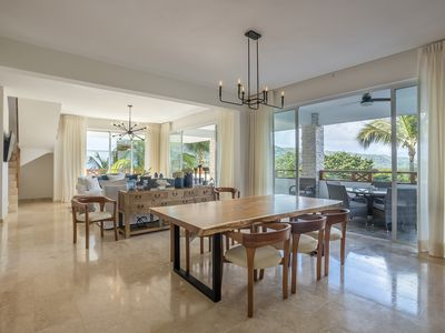 Photo for 5 BEDROOMS PENTHOUSE, 5 MINUTES FROM THE BEACH COSON