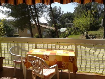 Photo for TO RENT T2 BANDOL NEAR PINEDE