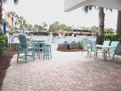 Photo for Spring Deal ⛱Closest 2 Bedroom To beach with Beach Service**