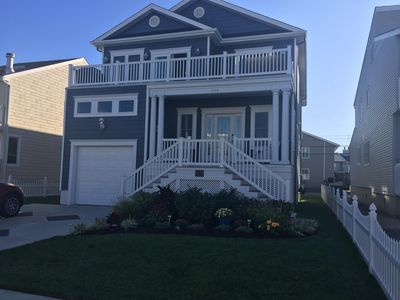 Spacious New Construction Brigantine Beach VRBO