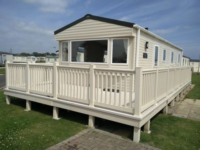 Photo for Sleeps 8 - Brand New Caravan