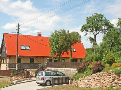 Photo for Authentic holiday home with garden and Wi-Fi, in interesting area near Trutnov