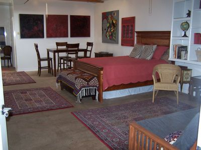 Photo for Sallie's BEST Guesthouse: GREAT NEIGHBORHOOD, comfortable, convenient, beautiful