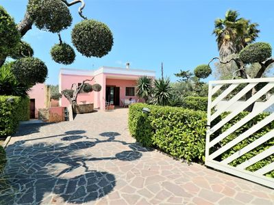 Photo for Holiday studio apartment in San Foca di Melendugno in Torre Specchia Ruggeri in Salento at 600 Mt fr