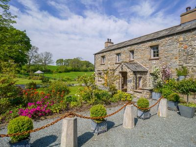 Photo for Luxurious, High Quality, 'Green' Farmhouse (Lake District & Dales National Parks)