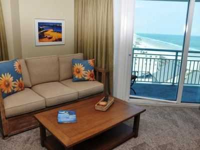 Photo for Great Ocean Views From This 3 Bedroom Condo