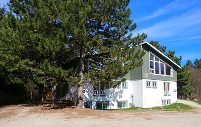 Photo for Walking Distance to The Blue Mountain Village! Oversized Swiss Style Chalet - 920239