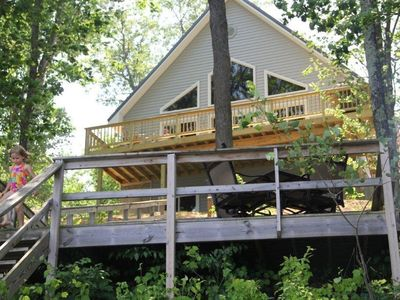 Sand Lake Family Vacation Home - Just Built In 2013!