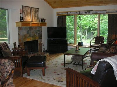 Photo for FABULOUS VALUE IN LAKE PLACID: Golf, Tennis, Lakeside Hiking, Skiing