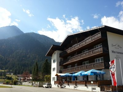 Photo for Large apartment near Zugspitze and Neuschwanstein Castle
