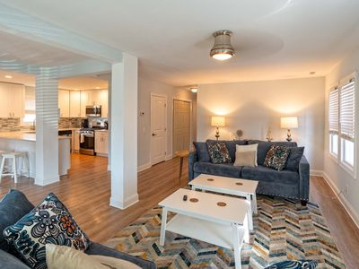 Photo for FULLY REMODELED! 1ST FLOOR BEACH BLOCK CONDO