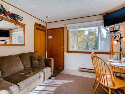 Photo for Rates Reduced! Corner Unit, Wi-Fi, Outdoor Hot Tubs, Parking for 1 Car