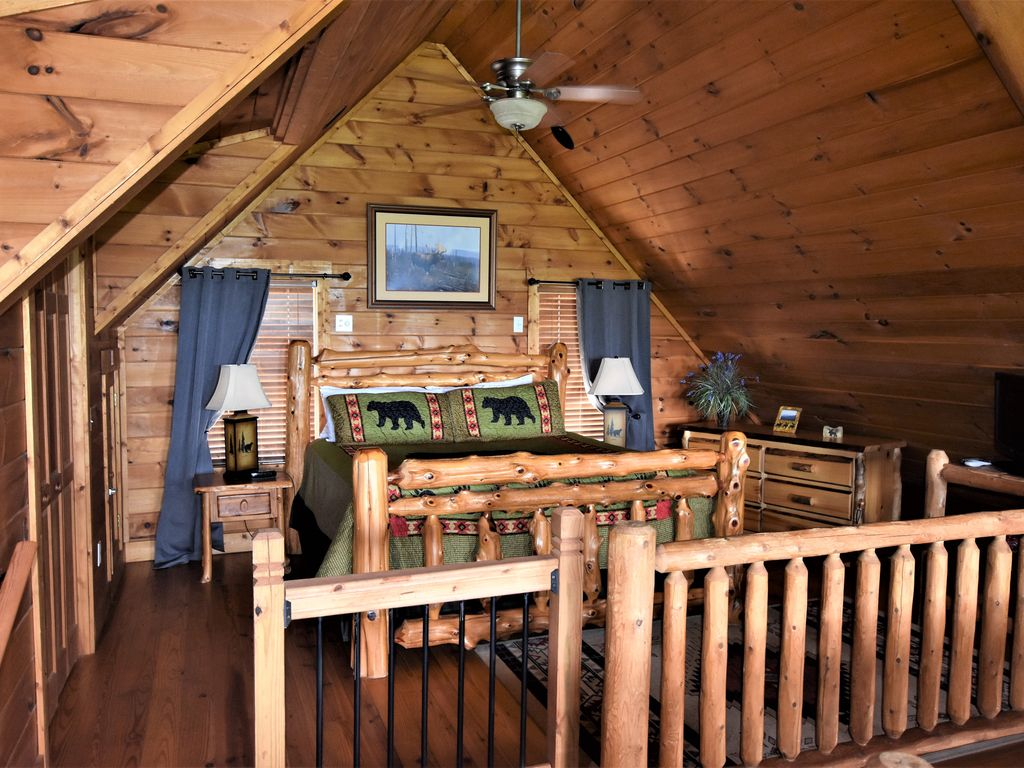 The Ultimate Log Cabin Experience With Breathtaking