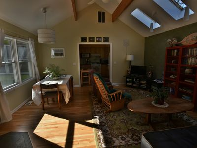 Photo for Peaceful Garden Cottage, Close to Mt. Tabor Park & Downtown Bus