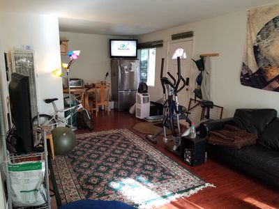 Photo for 2 and 2 with all needed amenities in house