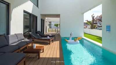 Photo for 4BR Villa Vacation Rental in Funtana, N/A