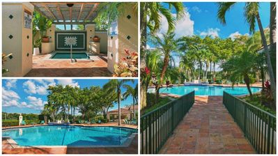 Photo for 3 bedroom resort style condo townhouse in gated community