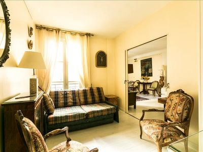 Photo for Elegant 2bdr close to Eiffel Tower