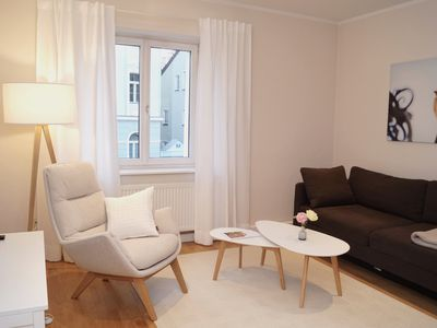 Regensburger Spatz: apartments with charm and comfort