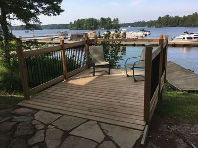 Photo for Lakefront Cottage Amazing View