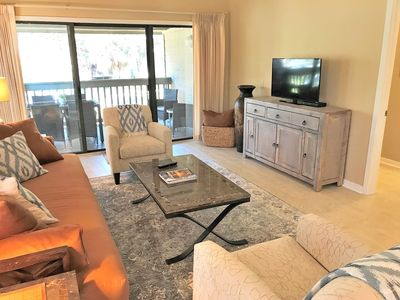 Photo for Oustanding Spacious Villa/Close to the Beach, Golf and Tennis in Palmetto Dunes