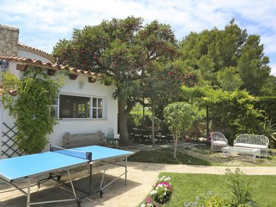 Photo for Vacation home Garbi in L'Ametlla de Mar - 10 persons, 5 bedrooms