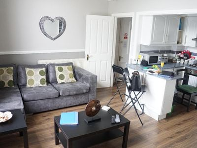Photo for 2BR Apartment Vacation Rental in Manchester, England