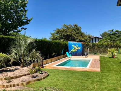 Photo for Bright villa ideally located, with swimming pool.