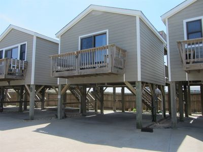 Photo for Beachfront, Pet Friendly Cabana! Put your Anchor down with Nautical Nine!