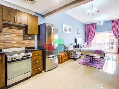 Photo for High Quality and Large Studio Apartment in Botanica- JVC