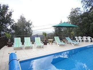 Outdoor Heated Pool Max Depth 1.7m
