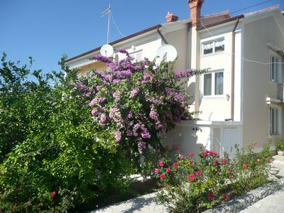 Photo for 3BR Apartment Vacation Rental in Rab, Kvarner Bucht