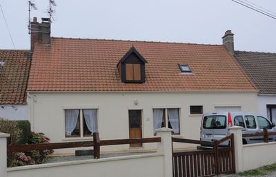 Photo for Very comfortable village house in the center of Wissant.