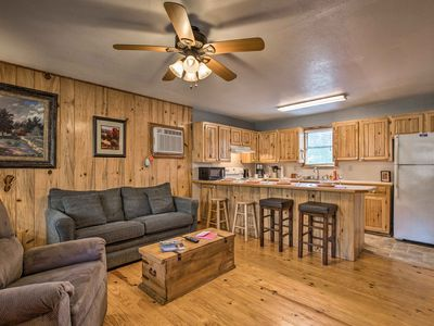 Photo for Cabin w/Hot Tub & Deck Near Broken Bow Lake!