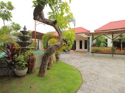 Photo for Alamanda Town House - Apartment in Sesetan