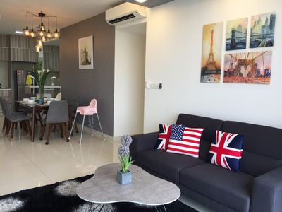 Photo for Little Paris *New* 3 Bedrooms MidValley