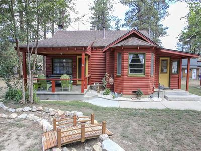 Photo for 3BR Cabin Vacation Rental in Big Bear City, California