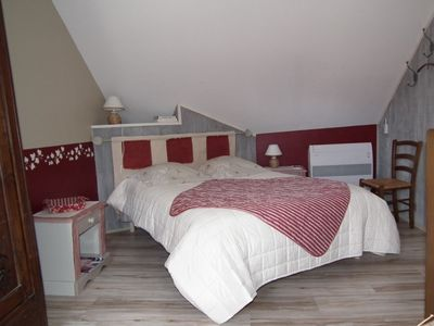 Photo for Bed and breakfast in a Breton farmhouse completely restored