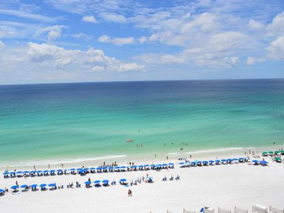 Photo for Silver Beach Towers 1003 10th Flr🌴🌴Beachfront⛵🌞One of Destin's Best🌞