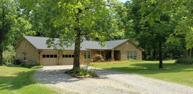 Photo for Secluded acres nested along a creek