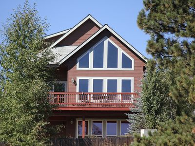 Photo for Big Cabin, 4 Beds 2 Baths, Easy Access to Downtown and RMNP. Dogs Welcome