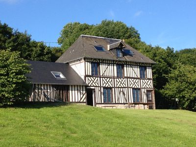 Photo for 6BR House Vacation Rental in La Lande-Saint-Léger, Normandie