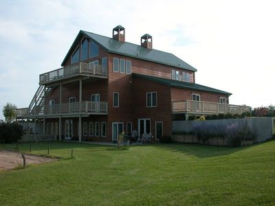 8500 SQ FT luxury Lodge near the Sand Hills of NE. Incredible adventure for all