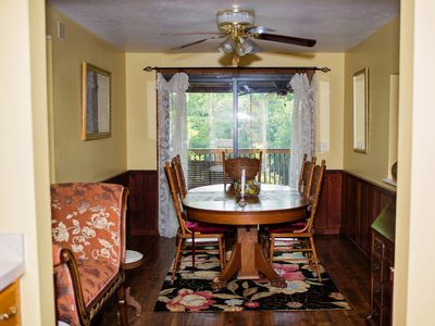 Photo for River Front House on Santa Fe River, Blocks away from Itchetucknee River